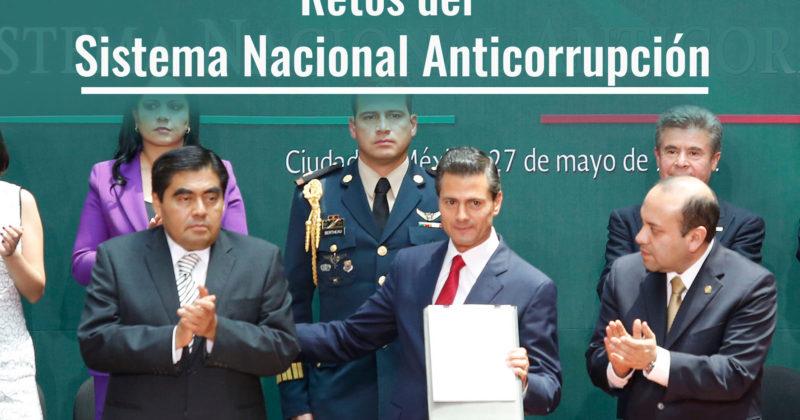 Retos del Sistema Nacional Anticorrupción