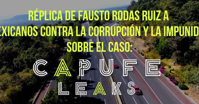 Replica de Fausto Rodas Ruiz a MCCI