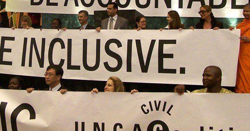 Mexicanos Contra la Corrupción y la Impunidad se suma a la Coalición UNCAC