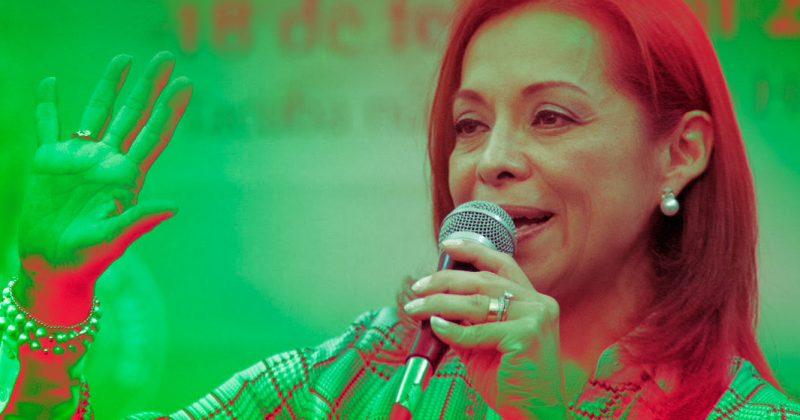 Juntos Podemos presidida por Josefina Vázquez Mota, ha recibido 900 millones de pesos del gobierno de Enrique Peña Nieto