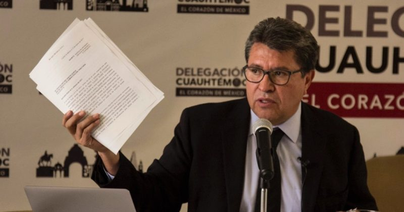 Posicionamiento de Mexicanos Contra la Corrupción e Impunidad en relación con los ataques del delegado Ricardo Monreal