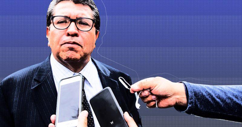 Ricardo Monreal otorga contratos a amigos de su hija y a empresas zacatecanas sin experiencia en la Ciudad de México