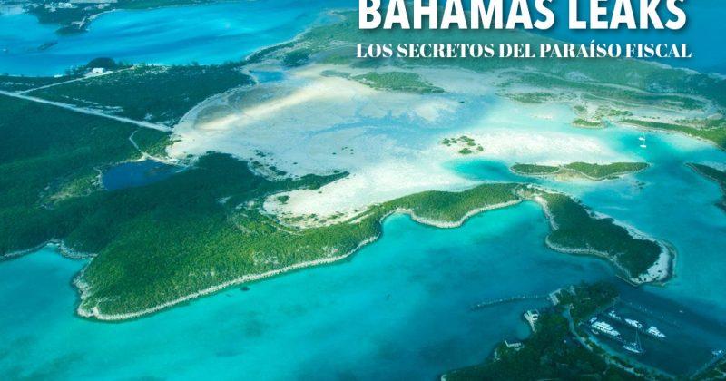 Los mexicanos en Bahamas Leaks