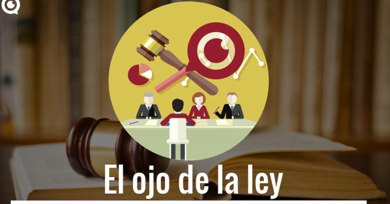 ¿Qué es el Ojo de la Ley?