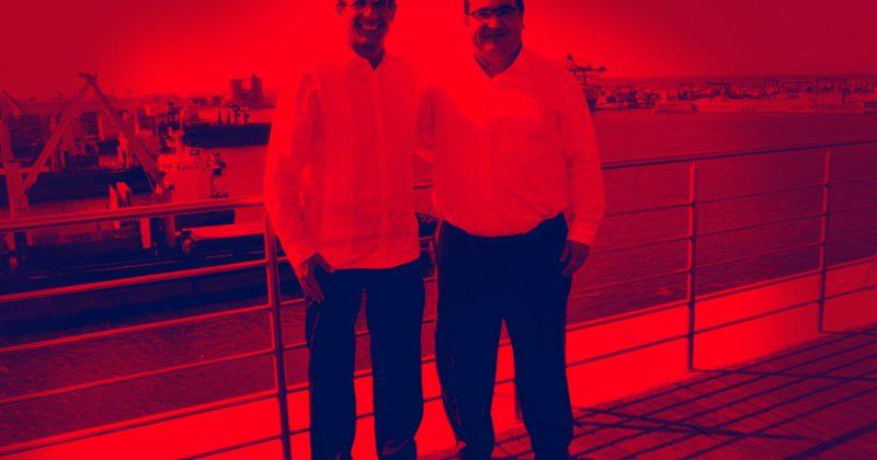 Sobornan en Brasil y se asocian en Veracruz con Duarte