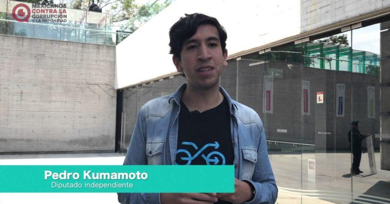 Así lo Dijo: Pedro Kumamoto