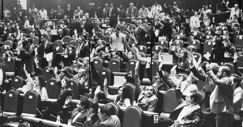 #NosSiguenRobando: Senadores y diputados: gasto desmedido para 2017
