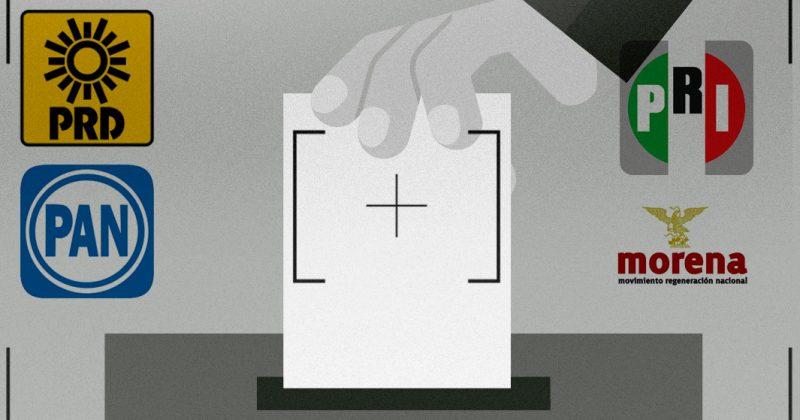 #NosSiguenRobando: Las arcas públicas, el botín favorito de los partidos políticos