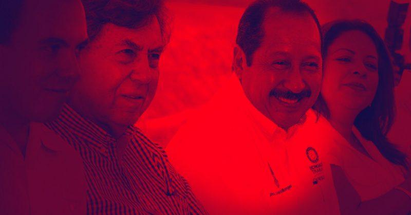 La presa que une a Lázaro Cárdenas y Leonel Godoy con Odebrecht