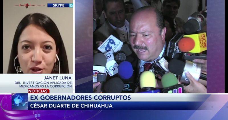 La corrupción de César Duarte