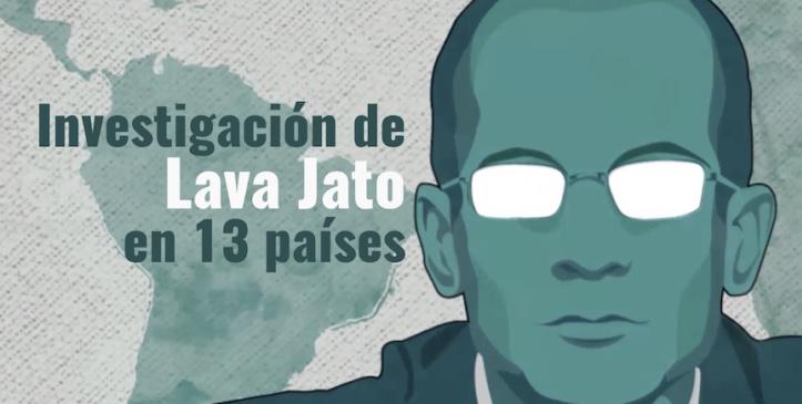 Investigaciones de Lava Jato en 13 países