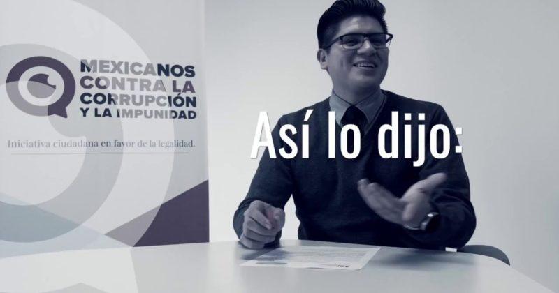 Así lo dijo: Leonardo Núñez González