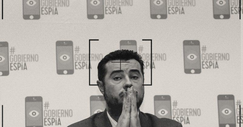 #NosSiguenRobando: El gobierno espía a activistas de derechos humanos y a periodistas