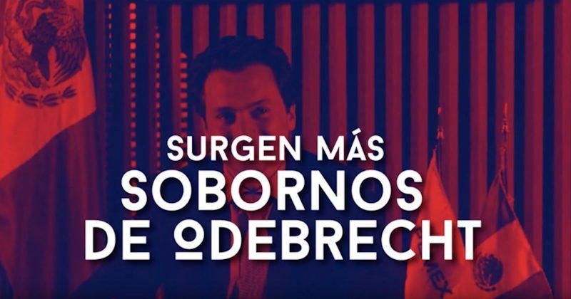 Surgen más sobornos de Odebrecht