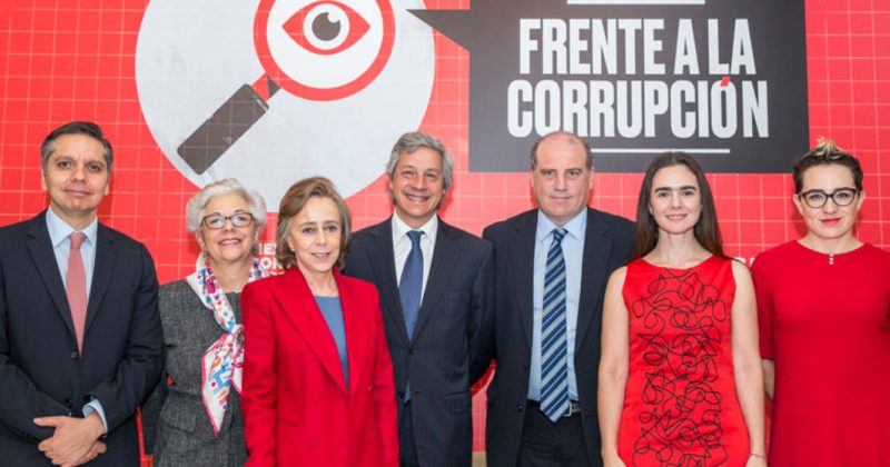 Mexicanos Contra la Corrupción y la Impunidad, Transparencia Mexicana y Expansión lanzan Integridad Corporativa 500