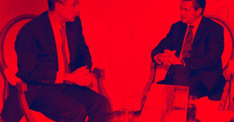 Filial de Odebrecht acompañó 'de tiempo completo' campaña de Peña Nieto