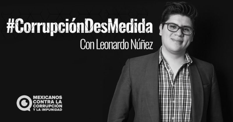 #CorrupciónDesMedida