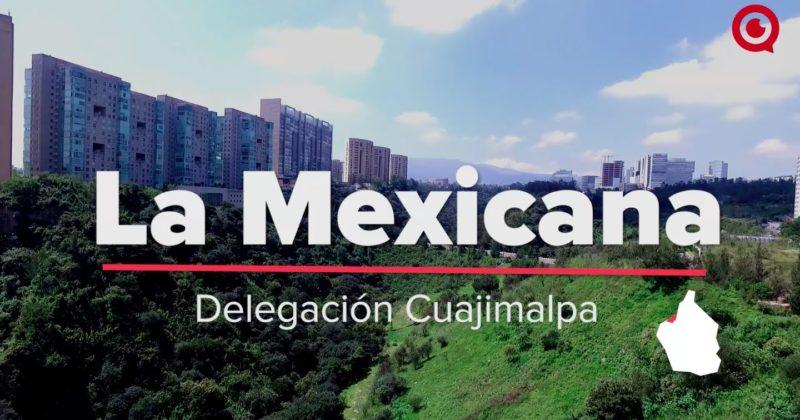 Polígono La Mexicana