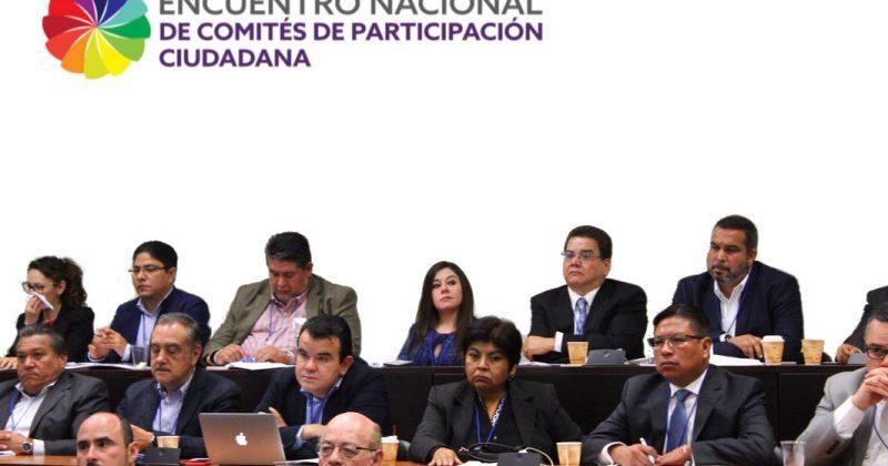 Encuentro Nacional de Comités de Participación Ciudadana