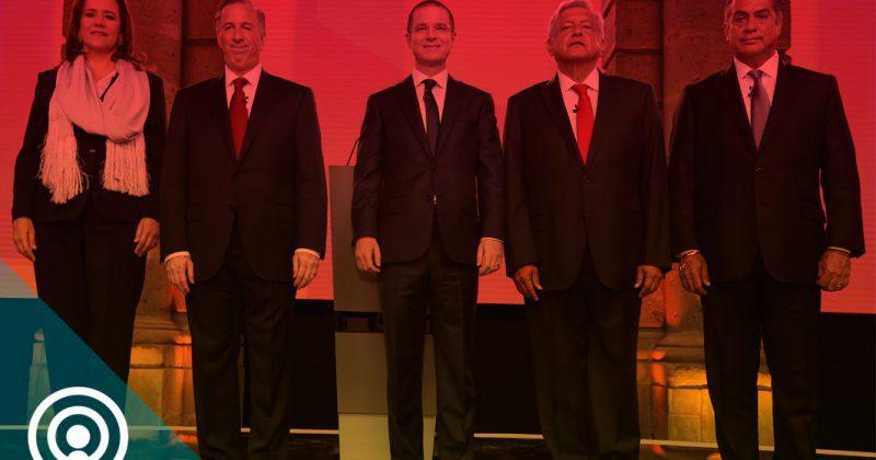 Primer debate presidencial: ¿Buenas propuestas anticorrupción?