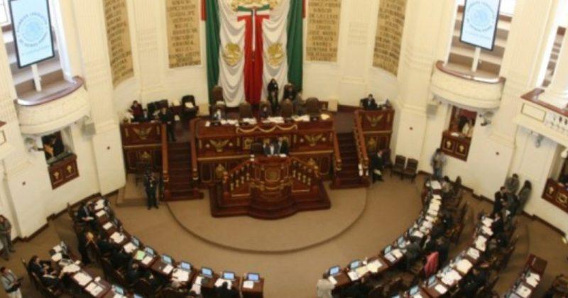 Presentan amparo contra Asamblea Legislativa de la Ciudad de México