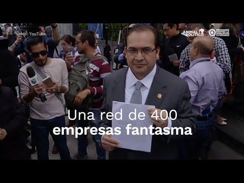 Dinero de Duarte a empresarios financió campaña del PRI