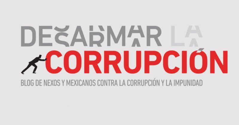 Desarmar la corrupción
