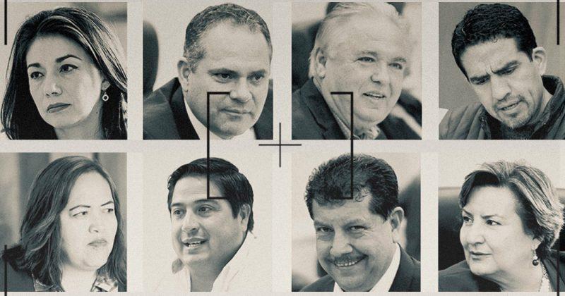 El fraude de los diputados de San Luis Potosí