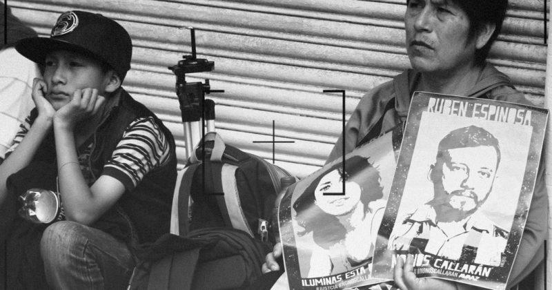 #NosSiguenRobando: Asesinatos a periodistas