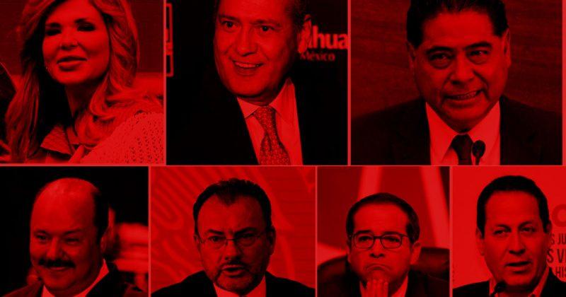 Operación Safiro: 7 estados desviaron $650 millones a empresas fantasma ligadas al PRI