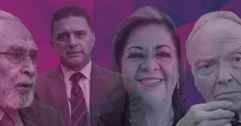 ¿Quiénes son los aspirantes a la Fiscalía General de la República?