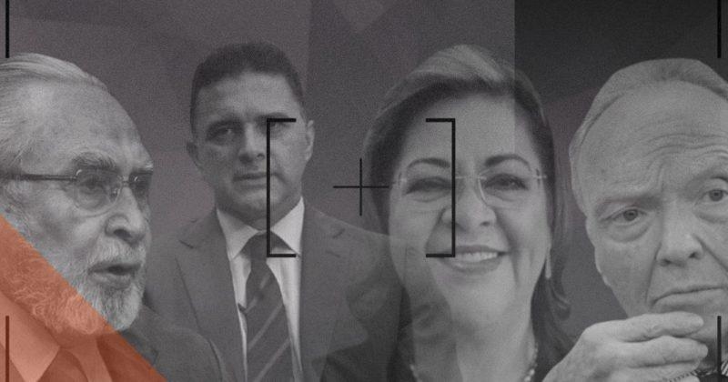 #NosSiguenRobando: Agenda 2019, fiscalía y procuración de justicia.
