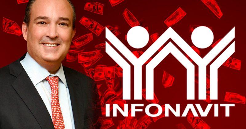 Director empresarial de Infonavit se da autopréstamo a tasa preferencial
