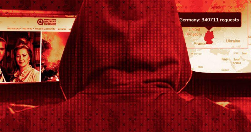 MCCI denuncia ataque masivo a su página de internet