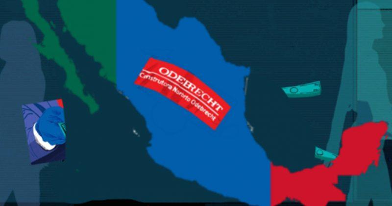 Las corruptoras mexicanas de Odebrecht