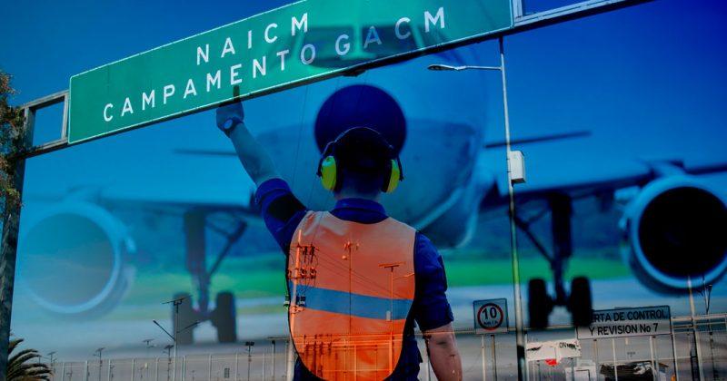 Primera suspensión definitiva del proyecto de Aeropuerto en Santa Lucía por cuestiones aeronáuticas y orden para preservar obras en NAIM