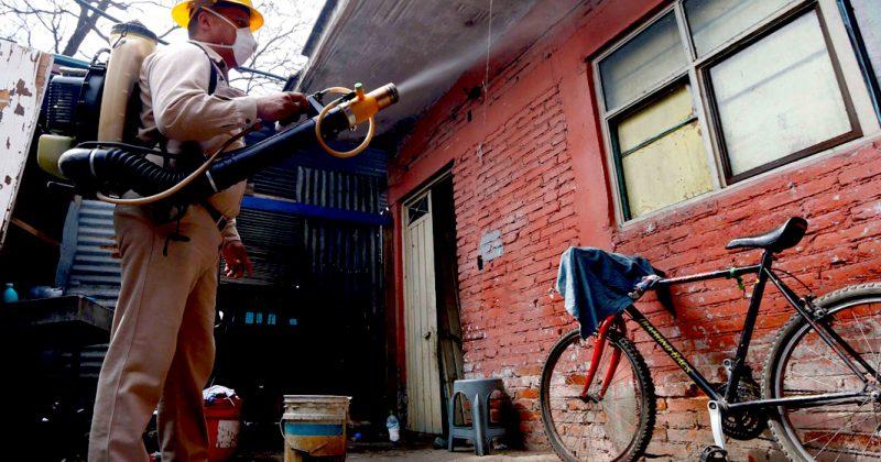La casa del dengue en México