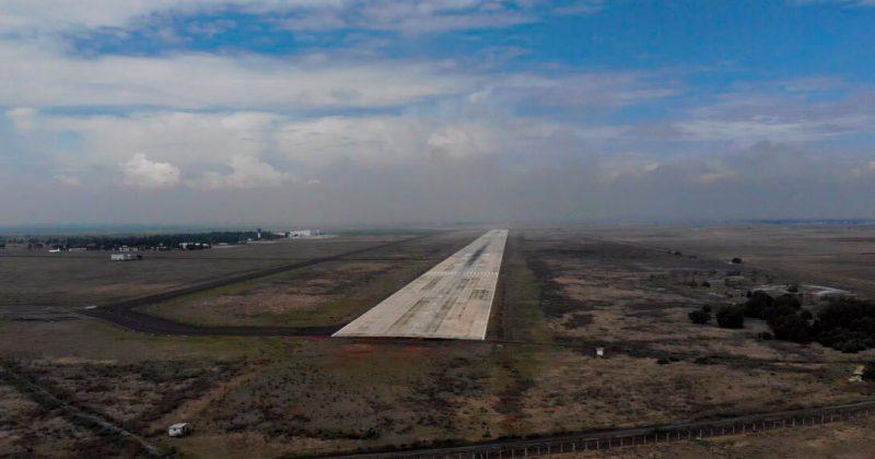 Juez Federal suspende de manera definitiva la construcción del Aeropuerto de Santa Lucía