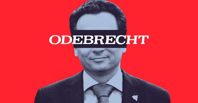 Madre de Lozoya detenida por caso Odebrecht