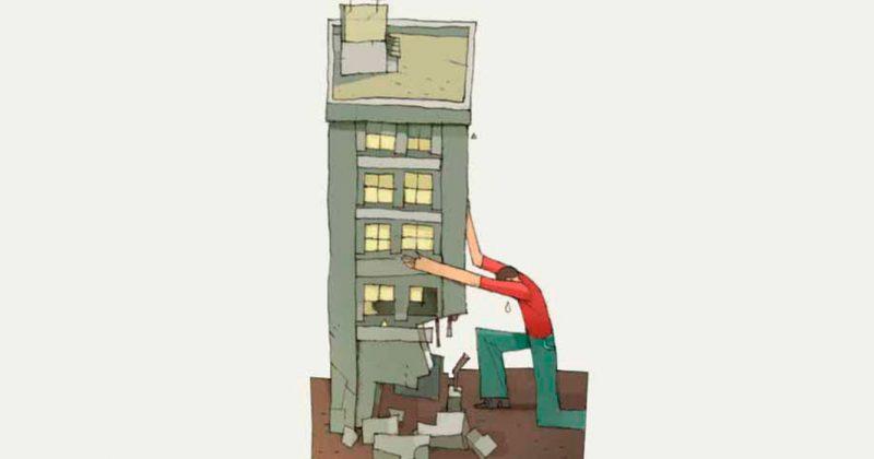 ¿Está en crisis la construcción de vivienda en la Ciudad de México?