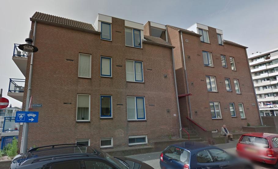 Exterior de edificio de departamentos en Zandvoort, una localidad costera de los Países Bajos, que es el domicilio de una empresa fachada que firmó contrato con el despacho regiomontano TTG para supuestos servicios a Odebrecht.