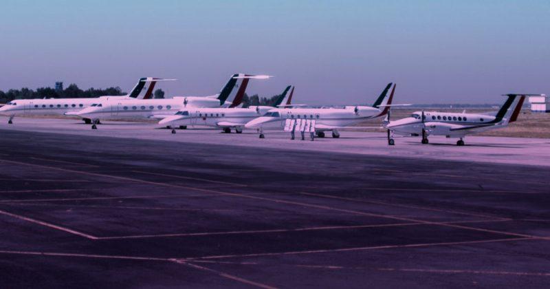 La construcción del Aeropuerto de Santa Lucía sigue suspendida judicialmente