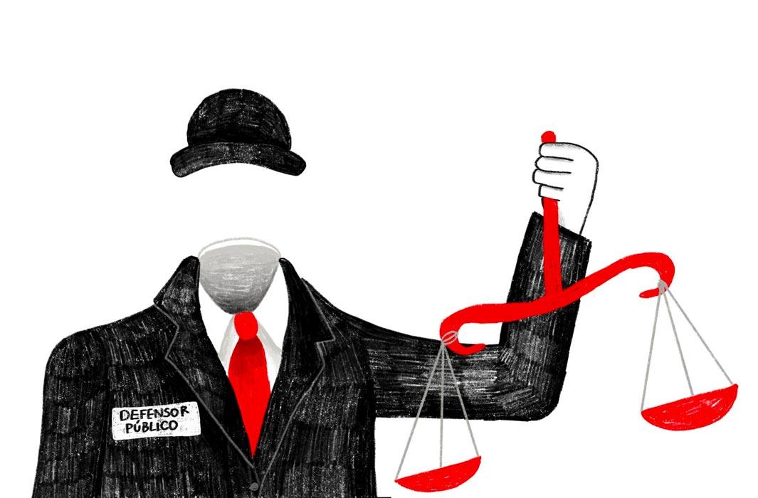 Defienden a los más pobres, pero no son abogados