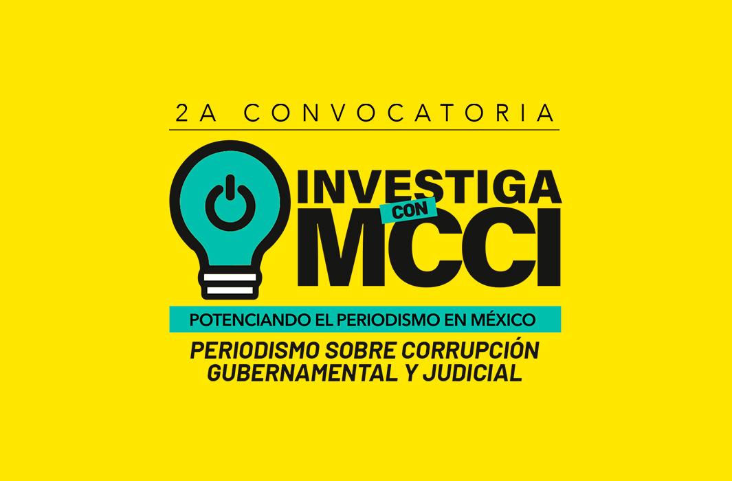 Convocatoria · Investiga con MCCI