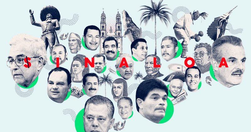 Operación desfalco Sinaloa – La ordeña del erario