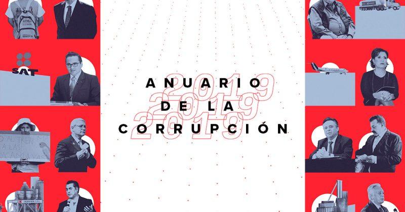 Anuario de la corrupción 2019