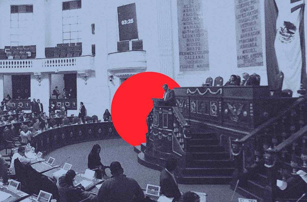 Marginan en CDMX a ciudadanos en leyes de planeación