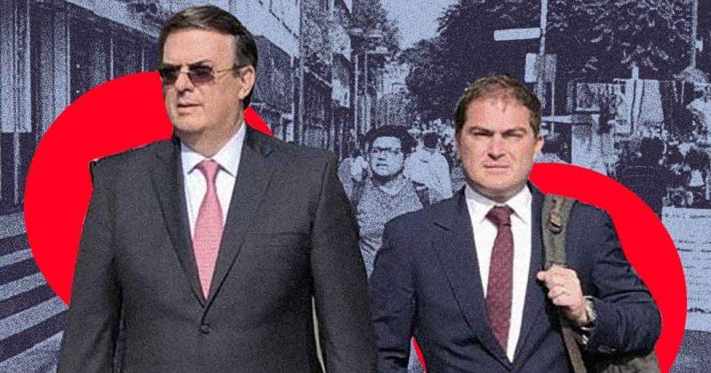 Crece el misterio de la relación de López Casarín con la cancillería