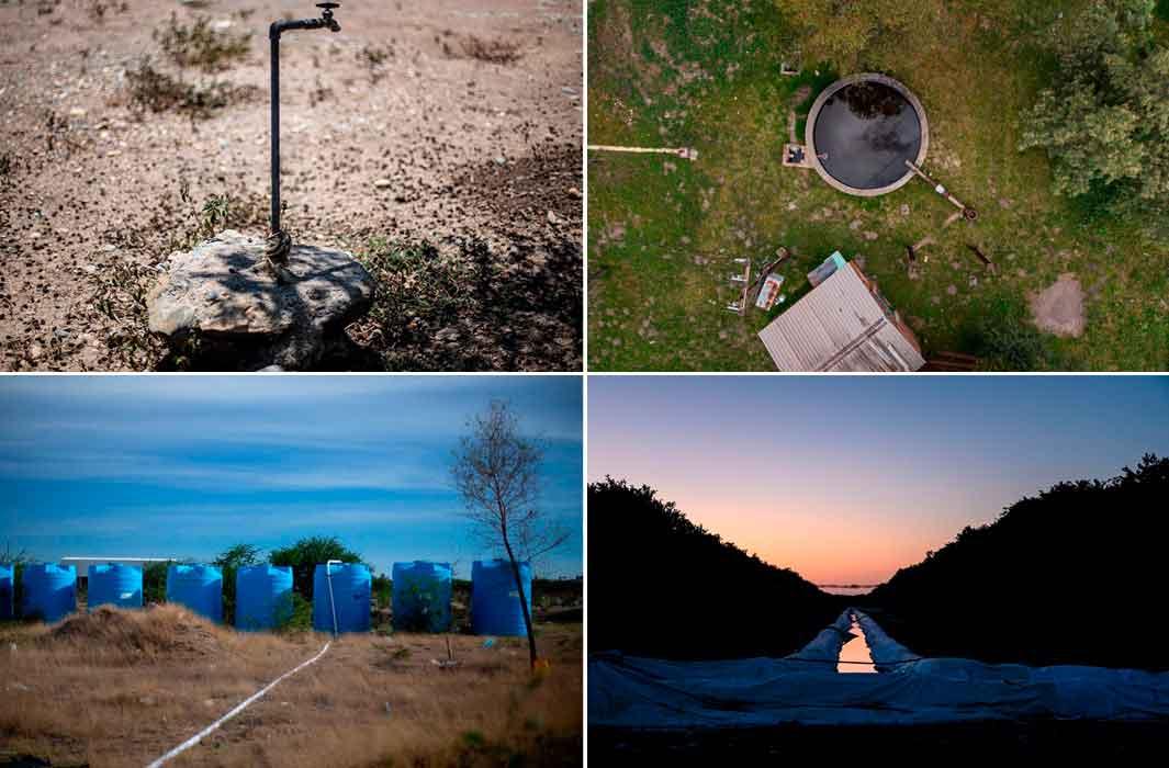 Los explotadores del agua