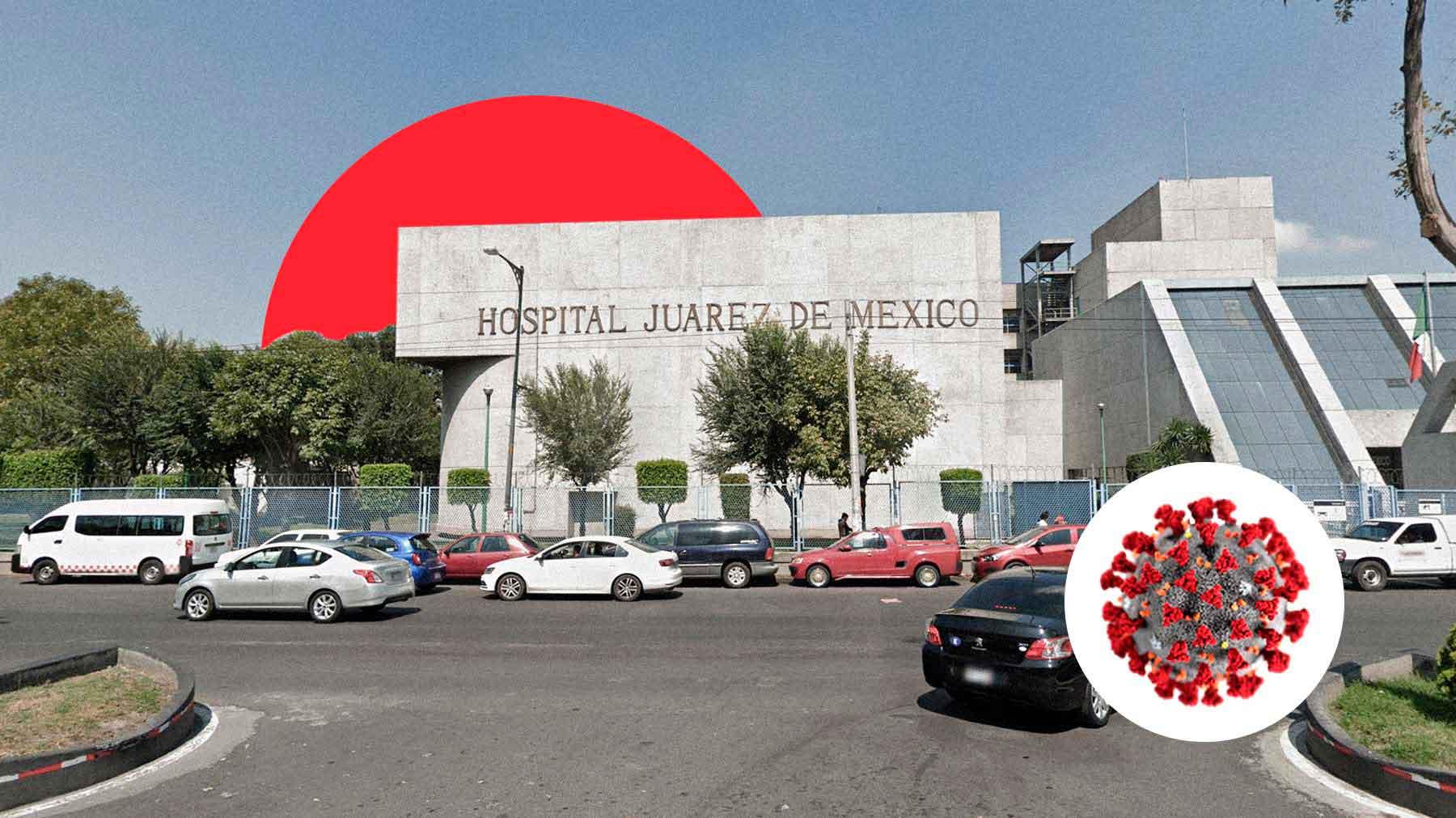 Miles de cubrebocas, batas de aislamiento y respiradores desechables, además de 1,200 piezas de mortaja para cadáveres… así se prepara el Hospital Juárez para el coronavirus